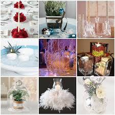 Winter Decorations For Wedding - winter themed wedding flower centerpieces chicago the wedding