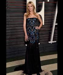 Vanity Fair Clothing Company Heidi Klum Arrives At The Vanity Fair Oscar Party In Beverly Hills