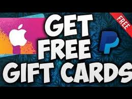 how to get free gift cards with cydia
