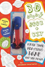 130 best 3d doodles images amazon com 3 d doodle book u0026 kit where your imagination can