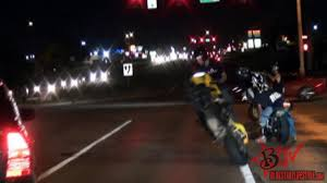 motocross street bike street bike police chase motorcycle stunts running from the cops