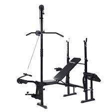 Total Sports America Bench Strength Training Benches Ebay