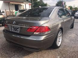 2006 bmw 750 li 2006 bmw 7 series 750li 4dr sedan in lafayette la advanced imports