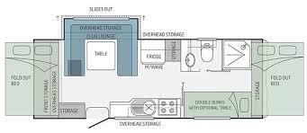 Caravan Floor Plan Layouts Jayco Expanda Caravan 20 64 1 Eastern Caravans