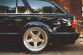 subaru wagon stance it u0027s all in the detail sebastien polit u0027s 1995 bmw e34 520it wagon