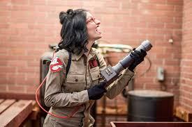 ghostbusters costume lucky little mustardseed