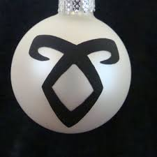 percy jackson c half blood ornament from totallyobsessed on