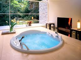 Bathroom Tub Ideas Prepossessing Bathroom Design Corner Jacuzzi Tub Ideas Modern