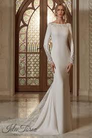 open back wedding dresses trumpet mermaid court stretch crepe wedding dress appliques