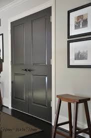Interior Front Door Color Ideas Best 25 Inside Doors Ideas On Pinterest Dark Interior Doors