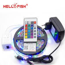 3528 Led Strip Flexible Light 5m 300 Led Smd Ir Remote Controller