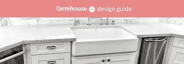 farmhouse kitchen cabinet decorating ideas farmhouse kitchen design cabinets 2020 interior design