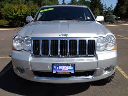 light blue jeep cherokee used 2008 jeep grand cherokee 4wd limited for sale in eugene