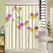 Environmentally Friendly Shower Curtain Bathroom Shower Waterproof Accessories Environmentally Friendly