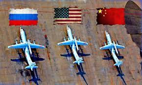 united states air force russian air force chinese air force