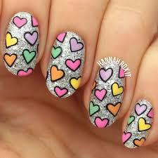 928 best a valentines nail art images on pinterest valentine