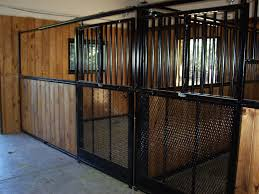 Stall Doors Stablemaster Products Our Custom Stall Work