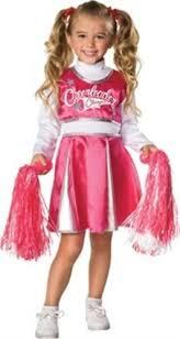 Cheerleading Halloween Costumes Kids Cheerleader Costume Amazon
