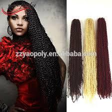 micro crochet hair 24inch soft zizi braids synthetic braiding hair micro knot curl