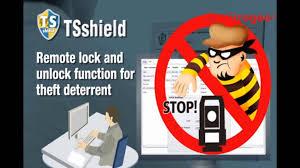 ts shield sistema de bloqueo y o rastreo a distancia en caso de