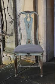 Painted Dining Chairs by Good Set Of Eight Circa 1920s Italian Painted Dining Chairs