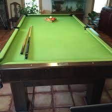 brunswick monarch pool table best pool table 20th century monarch cushion by brunswick blake