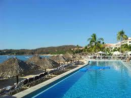 ultra luxury huatulco resort