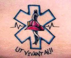 ems tattoo designs ems firefighter http free tattoo designs org