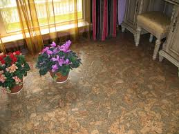 Cork Flooring In Kitchen by Cork Floor Cork Flooring Installation Youtube