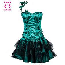 Size Burlesque Halloween Costumes Cheap Green Burlesque Costume Aliexpress Alibaba