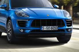 porsche macan 2013 new porsche macan suv priced from 50 895 in the usa