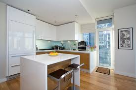 modern kitchen with french doors u0026 flush in new york ny zillow