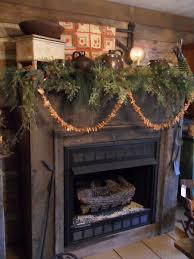 64 best primitive fireplace mantel decor images on pinterest