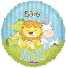 18in sv baby boy jungle animals