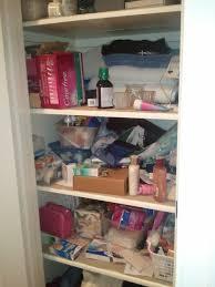 marvelous linen closet space saver roselawnlutheran linen closet organization image
