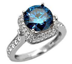 blue wedding rings blue diamond wedding rings blue engagement rings and blue diamond