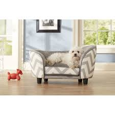 furniture style dog beds wayfair chevron snuggle pet bed loversiq