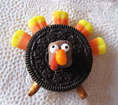 gobble gobble oreo turkeys cookies and cups