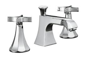 Memoirs Faucet Kohler Memoirs K 454 3c Cp Polished Chrome Widespread Sink Faucet
