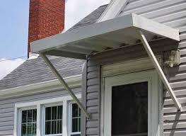 Aluminum Porch Awnings Price Metal Window U0026 Door Canopies General Awnings