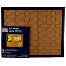 woven cork board by artminds