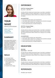 Free Traditional Resume Templates 126 Best Classic Resume Templates Images On Pinterest Free