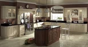 Antique Glaze Kitchen Cabinets Brilliant Kitchen Design Ideas Cream Cabinets N For Inspiration