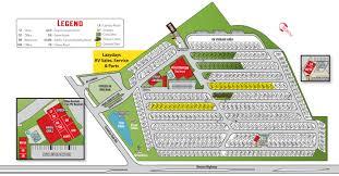 Phoenix Arizona Zip Code Map by Tucson Arizona Campground Tucson Lazydays Koa