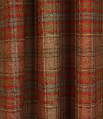 Plaid Curtain Material Check Fabric For Curtains 100 Images Porter Bamburgh Dove Grey