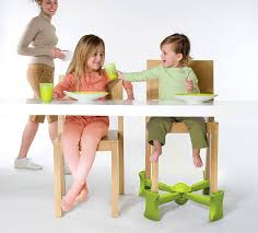 booster seats for dinner table kaboost under chair booster seat raises height of any chair