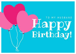 birthday card for husband husband birthday card templates by canva