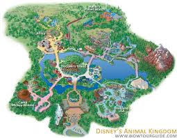 Map Of Hollywood Studios Animal Kingdom Disney World Resort Disney World Vacation