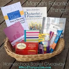 postpartum gift basket giveaways bold turquoise