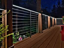 Trex Lighting Feeney Cable Railing Systems Florence Building Materials